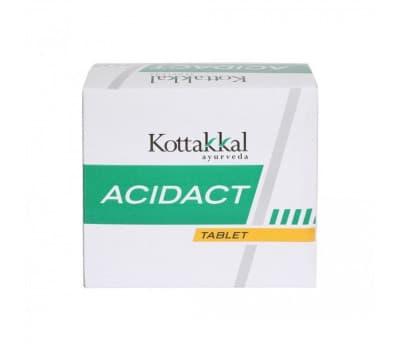 Ацидакт Коттаккал / Acidact Kottakkal - 100 таб (При Повышенной Кислотности)
