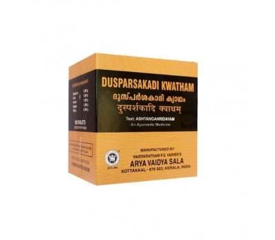 Дуспарсакади Кватхам Коттаккал / Dusparsakadi Kwatham Kottakkal - 100 таб (От Геморроя)