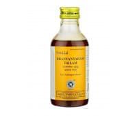 Массажное масло Дханвантарам Тайлам Коттаккал / Dhanvantaram tailam Kottakkal (Обезболивающее)