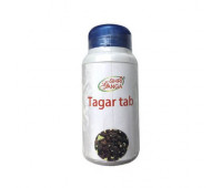 Тагар Шри Ганга/Tagar Shri Ganga-120 таб(Антистресс)