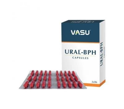 Урал Васу / Ural-BPH Vasu - 60 капс (От Простатита)
