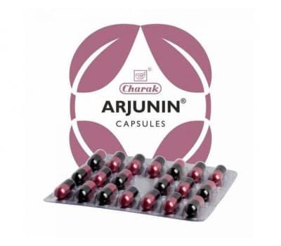Арджунин Чарак/Arjunin Charak- 30 таб (для Сердца и Сосудов)