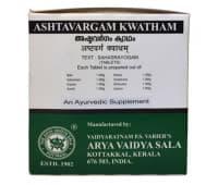 Аштаваргам Кватхам Коттаккал / Ashtawargam Kwatham Kottakkal - 100 таб (Артрит, Ревматизм)