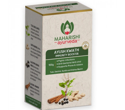 AYUSH KWATH Immunity Booster, Maharishi Ayurveda / АЮШ КВАТХ для иммунитета