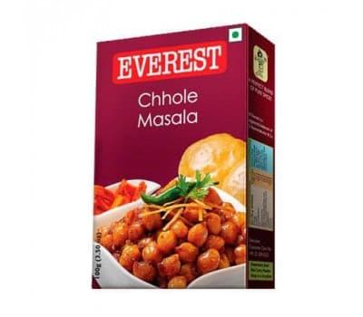 Смесь специй для нута и бобовых Эверест / Chhole Masala Everest - 50 гр