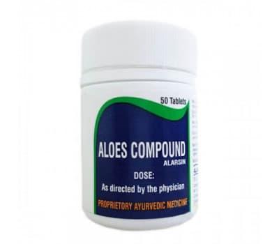 Алоэс Компаунд Аларсин / Aloes Compound Alarsin - 100 таб (Для Женщин)
