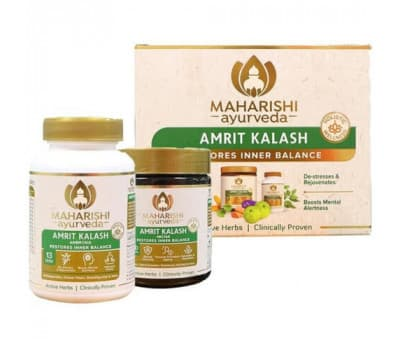 Амрит Калаш Махариши Аюрведа / Amrit Kalash Maharishi Ayurveda - 600+60 таб