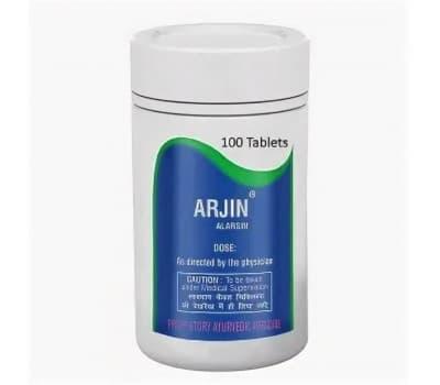 Арджин Аларсин / Arjin Alarsin - 100 таб (Для Сердца и Сосудов)
