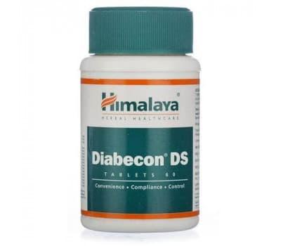 Диабекон ДС Гималая / Diabecon DS Himalaya - 60 таб (От Диабета)