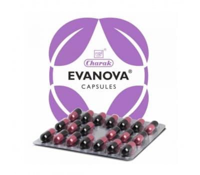 ИваНова Чарак / Evanova Charak - 20 капс (для женщин, климакс)