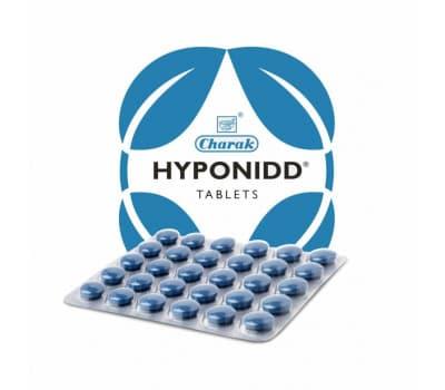 Гипонидд (Хипонидд) Чарак /  Hyponidd Charak - 30 таб (От Диабета)