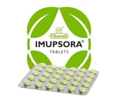 Имупсора в таблетках (от псориаза и экземы)