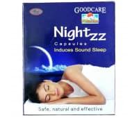 Найтз Байдьянатх / Nightzz Baidyanath - 10 капс (Аюрведическое снотворное)