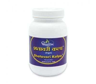 Шатавари Кальпа Дхутапапешвар / Shatavari Kalpa Dhootapapeshwar - 600 гр (Гранулы для женского здоровья)