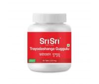 Трайодашанга Гуггулу Шри Шри Таттва / Trayodashanga Guggulu Sri Sri Tattva - 30 таб (Для Суставов)