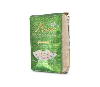 Рис Басмати Банно Селла XXL / Banno Sella XXL Rice - 500 гр (Длиннозерный, пропаренный)