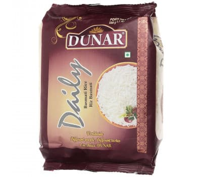 Рис Басмати Дунар Дэйли / Dunar Daily Rice - 500 гр