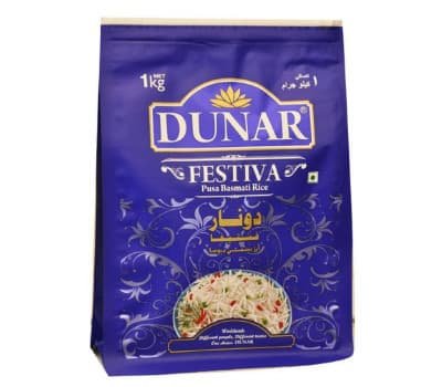 Рис Басмати Дунар Фестива / Dunar Festiva Rice - 500 гр (Воздушны)