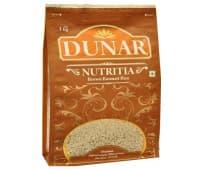 Рис Басмати Нутриция Дунар / Dunar Nutritia Rice - 1 кг (Бурый, Нешлифованный)
