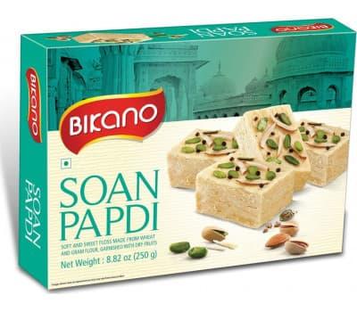 Соан Папди Бикано / Soan Papdi Bikano - 250 гр (Десерт)