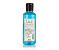 Шампунь-Кондиционер Зеленое Яблоко Кхади / Green Apple Shampoo + Conditioner Khadi - 210 гр