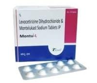 Монту-Л/Montu-L,10 таб(от аллергии)