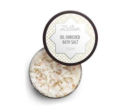 ZEITUN Сливочная ароматическая соль для ванн