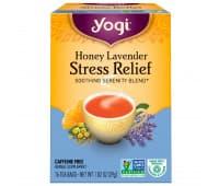 YOGI TEA Успокаивающий чай без кофеина /  Stress Relief YOGI TEA