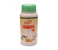 Трикату Шри Ганга / Trikatu Shri Ganga - 120 таб (Для Пищеварения)