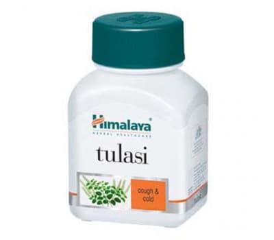Туласи Гималайя / Tulasi Himalaya - 60 таб (От Простуды)
