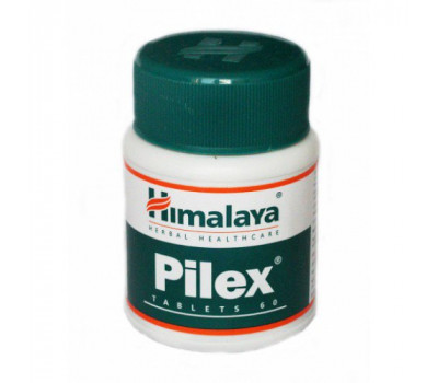 Пайлекс Гималайя / Pilex Himalaya - 60 таб (От Варикоза)