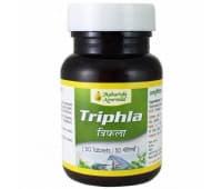 Трифала Махариши Аюрведа / Triphala Maharishi Ayurveda - 50 таб (Очищение)