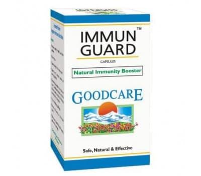 Иммун Гард Байдьянатх / Immun Guard Baidyanath - 60 капс (Для Иммунитета)