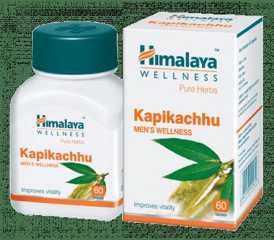 Капикачху Гималайя / Kapikachhu Himalaya - 60 таб (Для нервной системы)