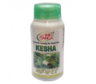 Кеша Шри Ганга / Kesha Shri Ganga - 60 таб (От выпадения волос)