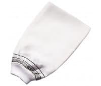 Шелковая рукавица кесе для пилинга средней жесткости Zeitun