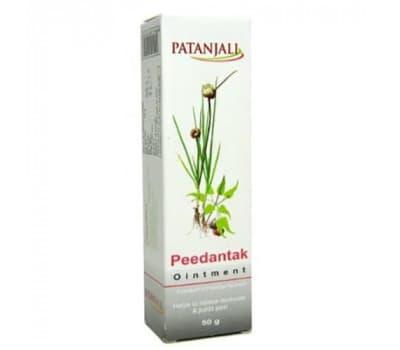 Пидантак Патанджали / Peedantak Patanjali - 50 гр (Болеутоляющий крем)