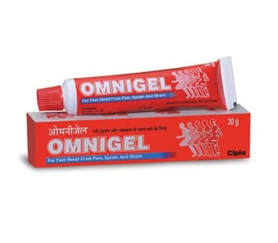 Омнигель Cипла / Omnigel Cipla - 30 гр (Обезболивающий Гель)