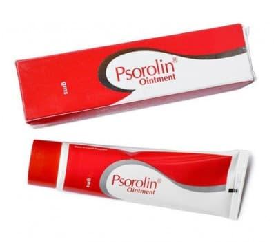 Псоролин Сиддха / Psorolin Dr.JRK Siddha - 75 гр (Мазь от Псориаза)