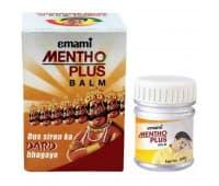 Менто Плюс Эмами / Mentho Plus Emami - 9 мл (Бальзам от Простуды)
