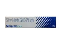 Гель Сильверекс с Ионами Серебра / Silver Nitrate Gel 0.2% - 10 гр (Заживляющий)