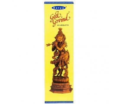 Благовония Гит Говинд Сатья / Geet Govind Satya - 20 гр