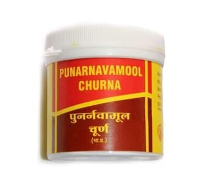 Пунарнава Чурна Вьяс / Punarnavamool Churna