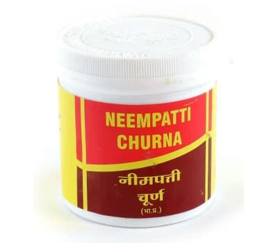 Нимпати Чурна Вьяс / Neempatti Churna Vyas - 100 гр (Очищение Кожи)