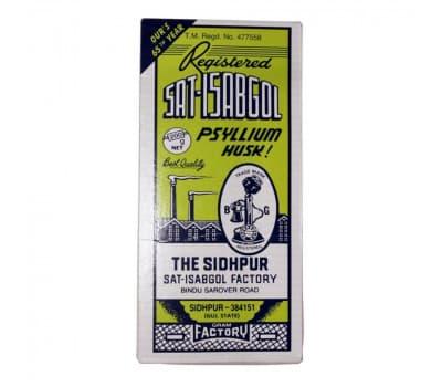 Сат Исабгол Синдхпур / Sat Isabgol Sindhpur - 100 гр (Для Улучшения Пищеварения)