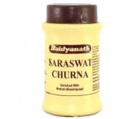Сарасват Чурна Байдьянатх / Saraswat Churna Baidyanath - 60 гр (Для Мозга и Памяти)