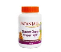 Шатавари Чурна Патанджали / Shatavari Churna Patanjali - 100 гр (Для Женщин)