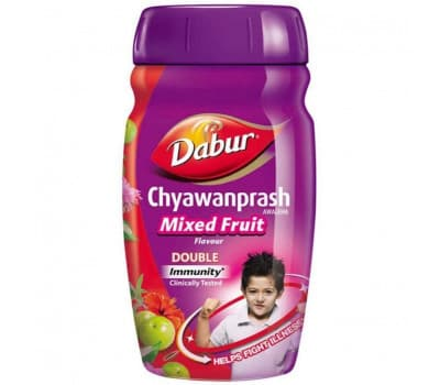 Чаванпраш Дабур Мультифрукт / Chyawanprash Dabur Mixed Fruit