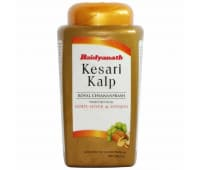 Чаванпраш Кесари Кальп Байдьянатх / Chyawanprash Kesari Kalp Baidyanath - 500 гр ( C золотом, серебром и шафраном)