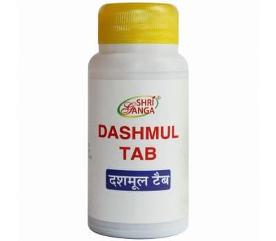 Дашмул Шри Ганга / Dashmul Shri Ganga - 100 таб (Очищение)
